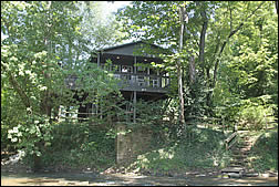 Along the Blue River Cabin Rentals
