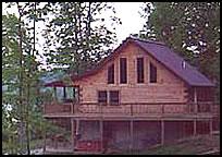 Merveilleux Vinnieu0027s Ohio River Log Cabins