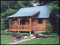 Cabins and Candlelight